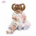 Bébé reborn fille poupee 50 cm reborn npk collection DH70311a