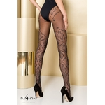 Collant fantaisie femme TI105 gold collection passion lingerie
