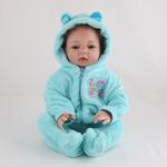 Fille bébé reborn poupee npk fille 6098-ZL421