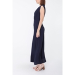 combinaison bleu marine chic femme choklate marque 80908b