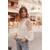 blouse blanc dentelle chic choklate marque 80826