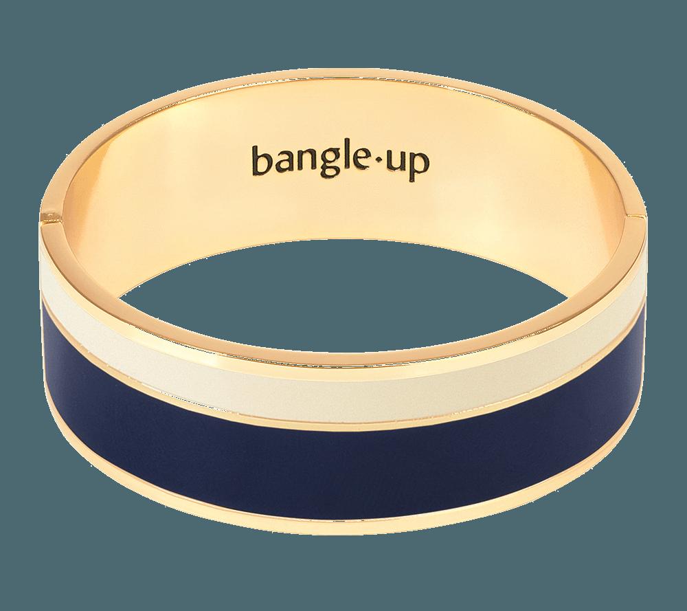 BT_BANGLE_UP_VAPORETTO_BLEU_NUIT_BLANC_SABLE_2CM_90