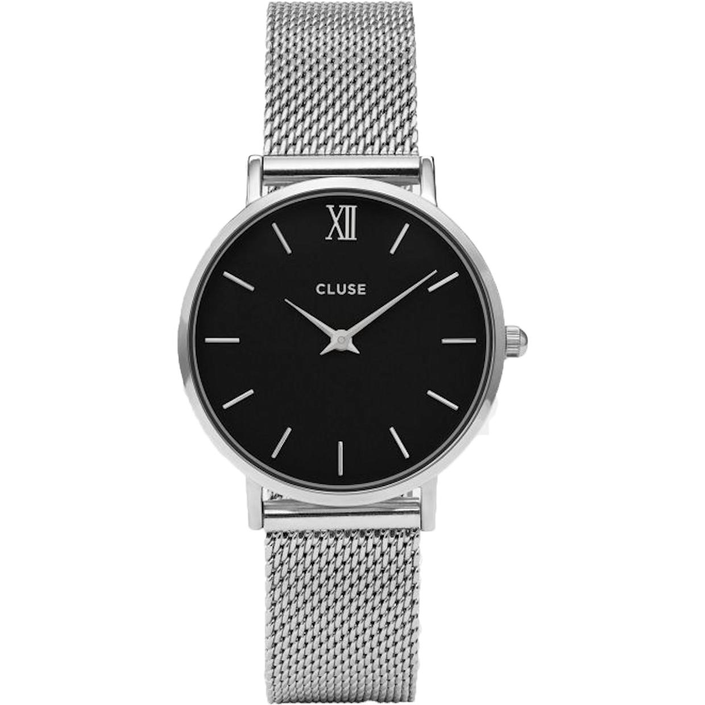 Minuit, Mesh, Silver/Black