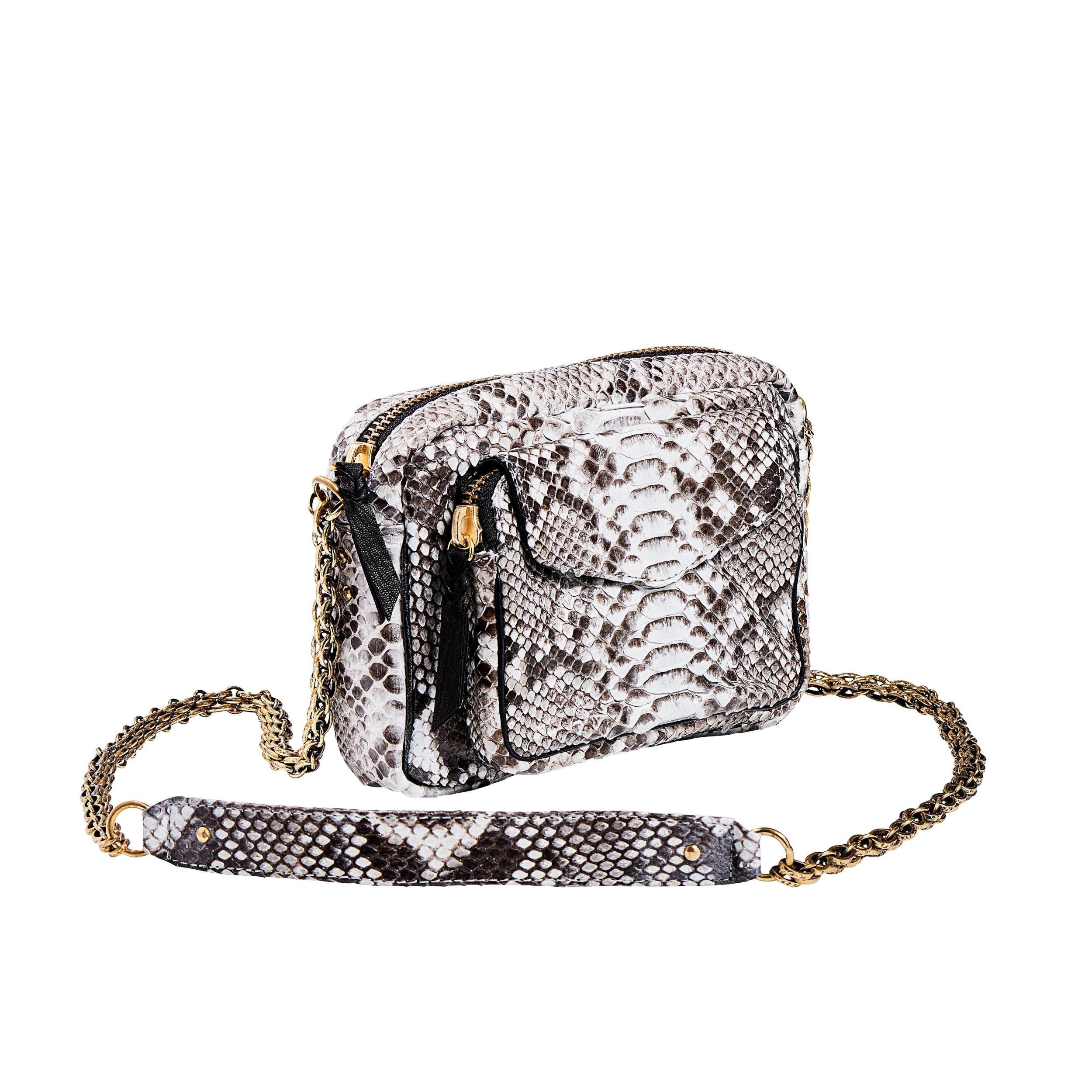 Diamond Claris Charly Boutique Or Sac Python Virot So Bijoux DH2E9WIY