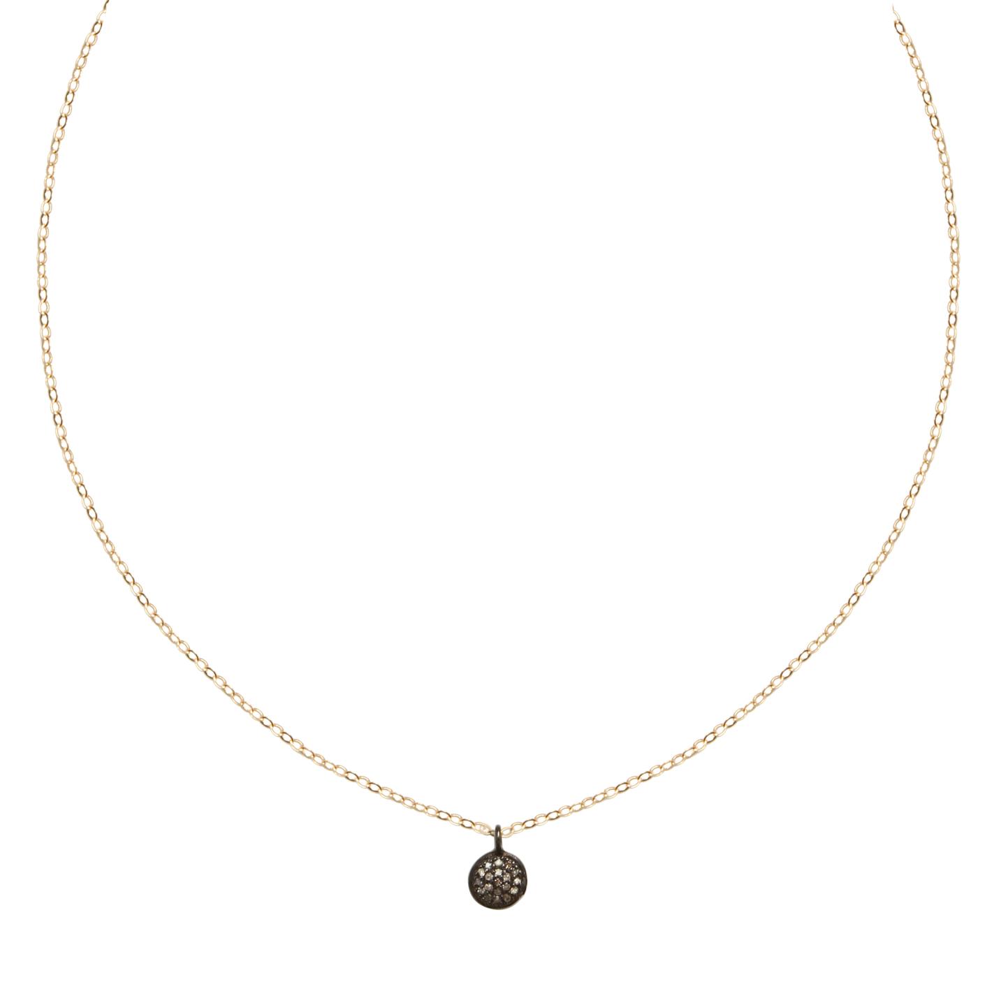 collier ras de cou 38 cm