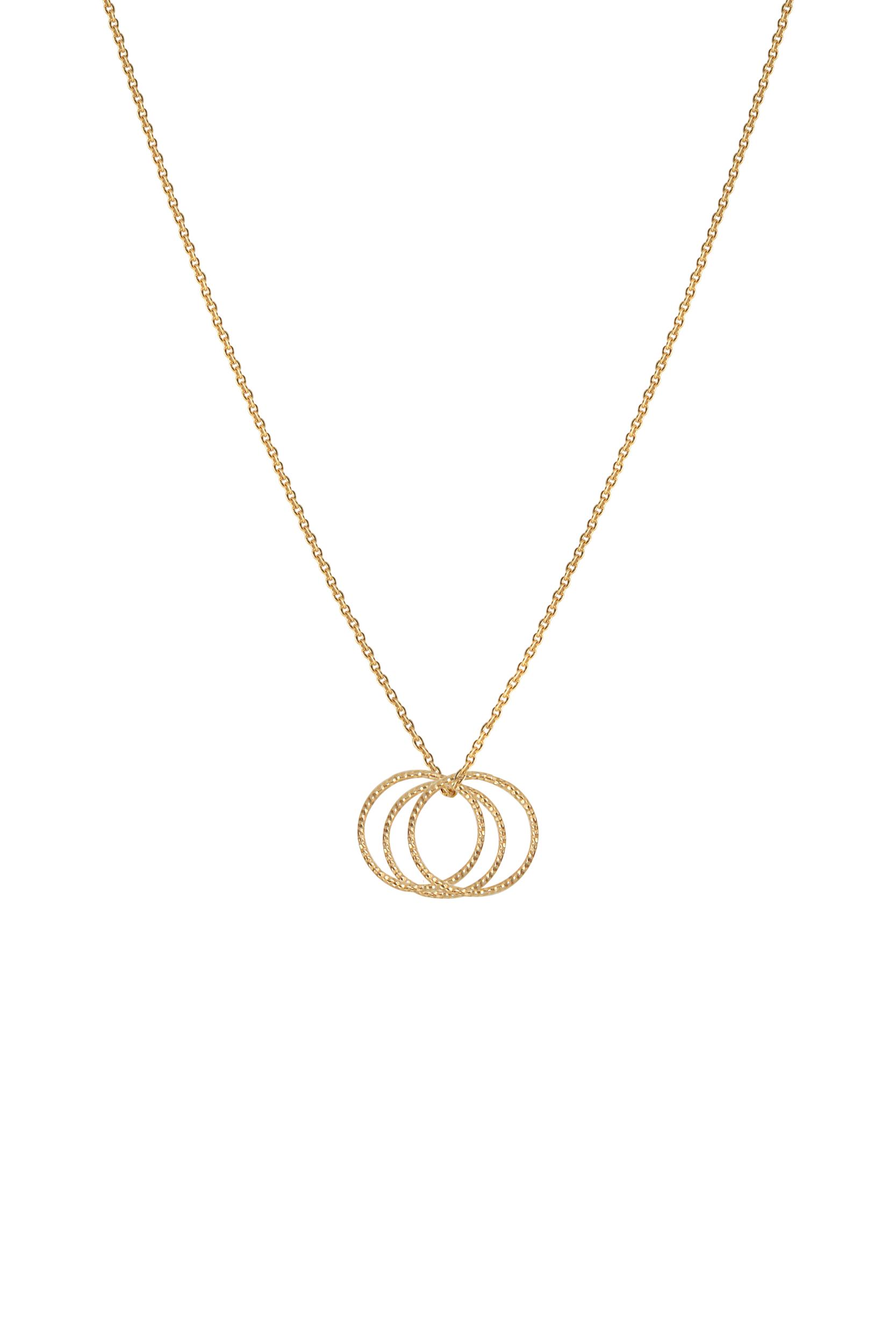 Collier 3 circles