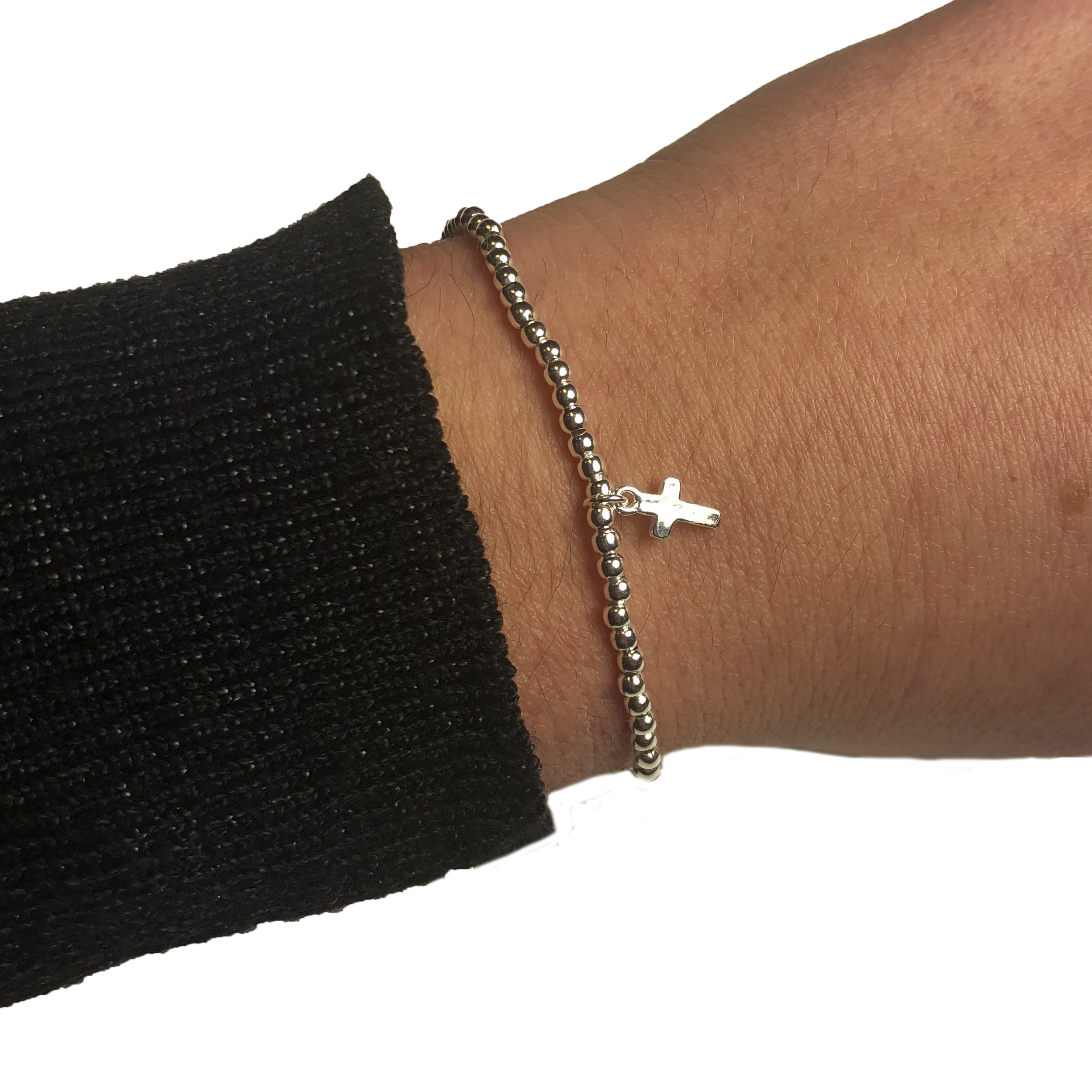 bracelet argent zag