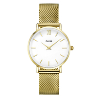 Minuit, Mesh, Gold/White