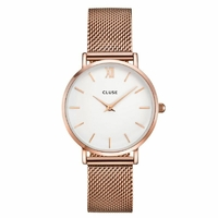 Minuit, Mesh, Rose Gold,White