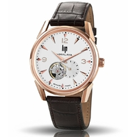 Himalaya, Automatic, Rose Gold/White