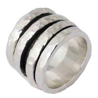 Multi anneaux Argent