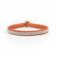 Bracelet Samis orange
