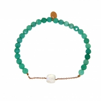 Bracelet Marie Pierre De Lune Perles Turquoises