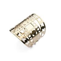 Bracelet Manchette Vasilly Plaqué Or