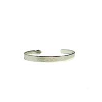 Bracelet Jonc Porte Bonheur Argent 925
