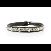 Bracelet Glitter One Noir