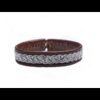 Bracelet Dust Marron