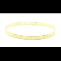 Bracelet  I Love You Ti Amo Plaqué Or