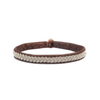 Bracelet Samis Marron