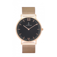 Campus Mesh Rose Gold Black