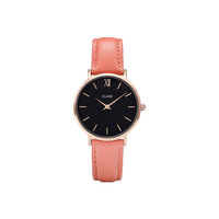La Minuit, Rose Gold Black, Flamingo