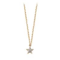 Collier Mini Diam Star