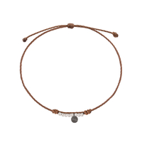 Bracelet Multi-Perles Argent