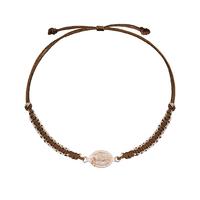 Bracelet Madone Argent