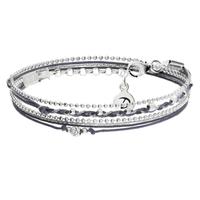 Bracelet Bora Bora Gris