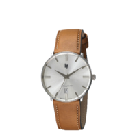 Panoramic, Classic, Silver/White, Camel