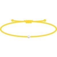 Bracelet Diamant Jaune
