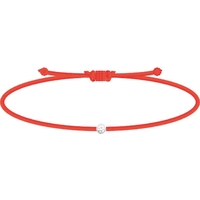 Bracelet Diamant Rouge