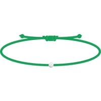 Bracelet Diamant Vert