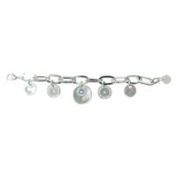 Bracelet Multi-Médailles
