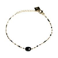 Bracelet Gigi Couleurs - Noir