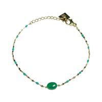 Bracelet Gigi Couleurs - Vert Turquoise