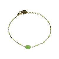 Bracelet Gigi Couleurs - Vert Clair