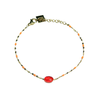 Bracelet Gigi Couleurs - Orange