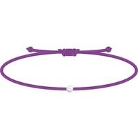 Bracelet Diamant Violet