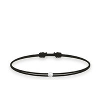 Bracelet Twist Diamand Noir