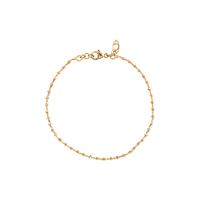 Bracelet Chaine Diamantée Or