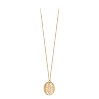 Collier Aura Médaille GM Or