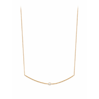 Collier Babylone Diamant Or