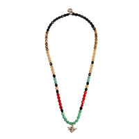 Collier Multicolore Abeille