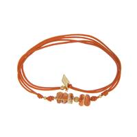 Bracelet Orange Corail