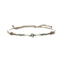 Bracelet Keshi Labradorite
