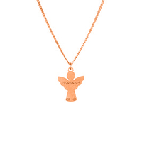 Collier Chaine Ange