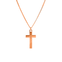 Collier Chaine Croix