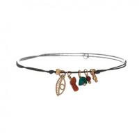 Bracelet Summer Oeil Gris