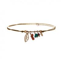Bracelet Summer Oeil Taupe